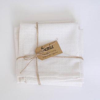 Simla Serviet ecru polyester