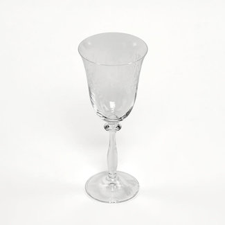 Simla Glass angela  white wine set van 6