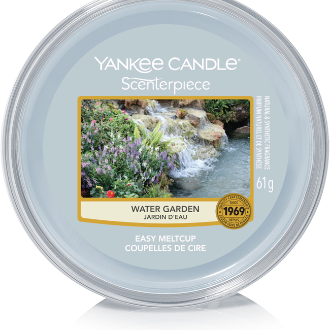 Yankee Candle Water Garden meltcup