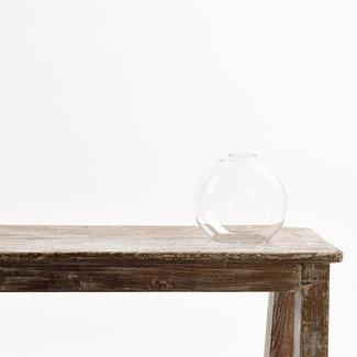 glas globe 31-1799 diam 18 H16 clear