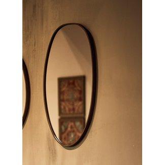 JF The Reborn Home Mirror ovaal brons 32x2x57