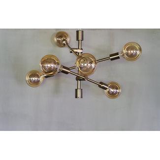 JF The Reborn Home verlichting chandelier vintage brass plating