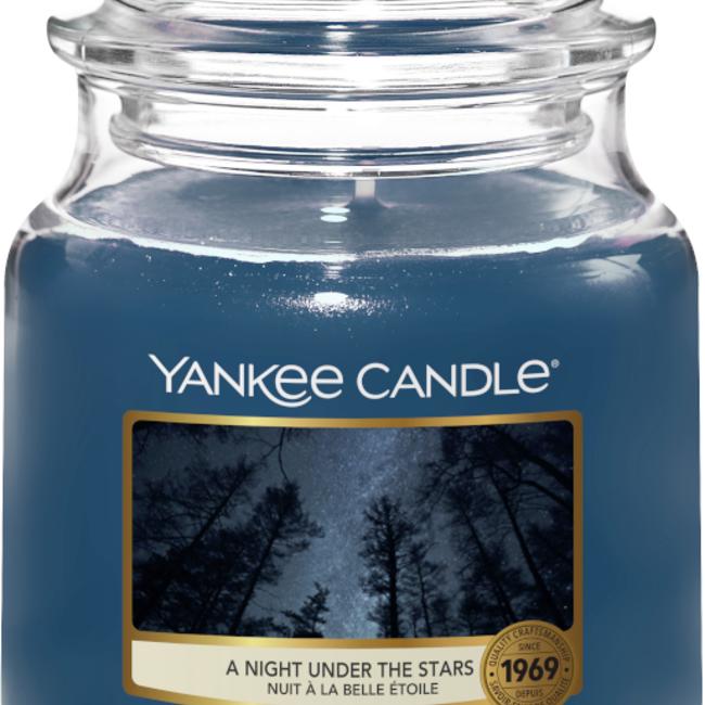 A Night under the stars medium jar