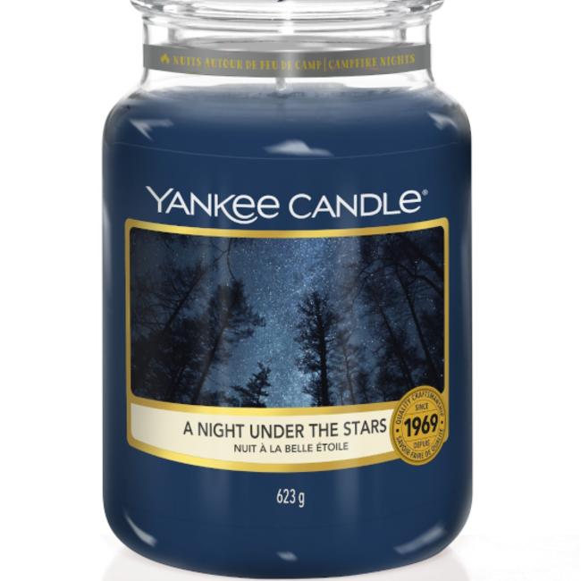 A Night Under The Stars large jar