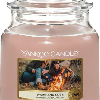 Yankee Candle Warm & Cosy medium jar