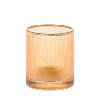Riverdale Sfeerlicht Blair oranje 8 cm