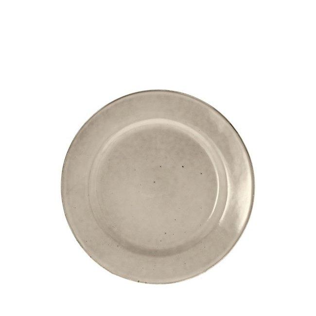 Ontbijtbord Metz vintage beige 22 cm