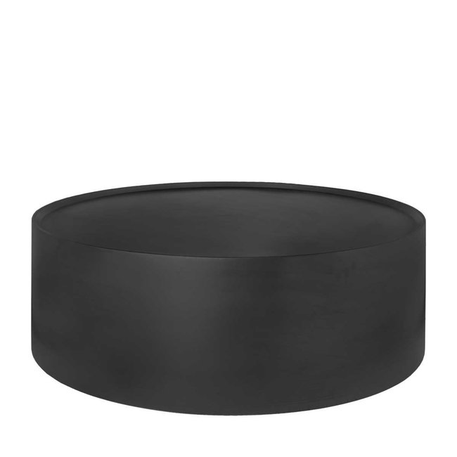 Riverdale salontafel Rocco zwart 90 cm
