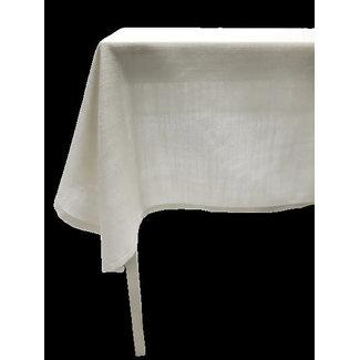 Simla Tafelkleed polyester ecru 140x250