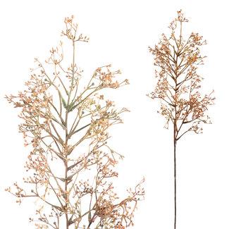 PTMD Twig plant orange babys breath spray