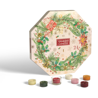 Yankee Candle Magical Christmas Morning Adventskrans