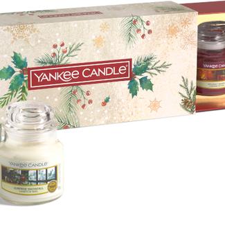 Yankee Candle Magical Christmas Morning 3 small jars