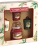 Yankee Candle Magical Christmas Morning 1 small jar + 3 votives