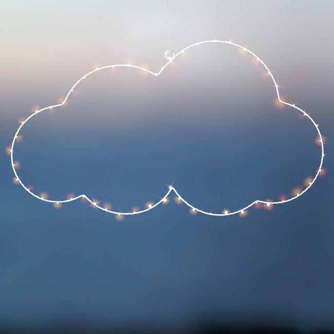 Liva cloud 55l white