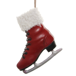 shishi skating shoe red 13 cm