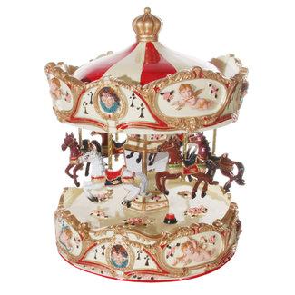 shishi Carousel decoration EU standard 35 cm