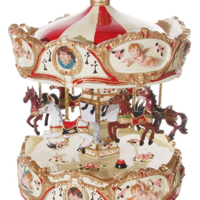 Carousel decoration EU standard 35 cm