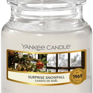 Yankee Candle Surprise Snowfall small jar