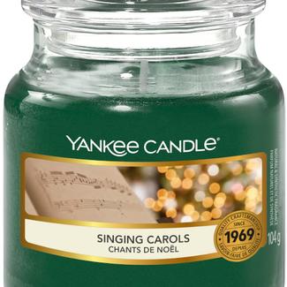 Yankee Candle Singing Carols small Jar
