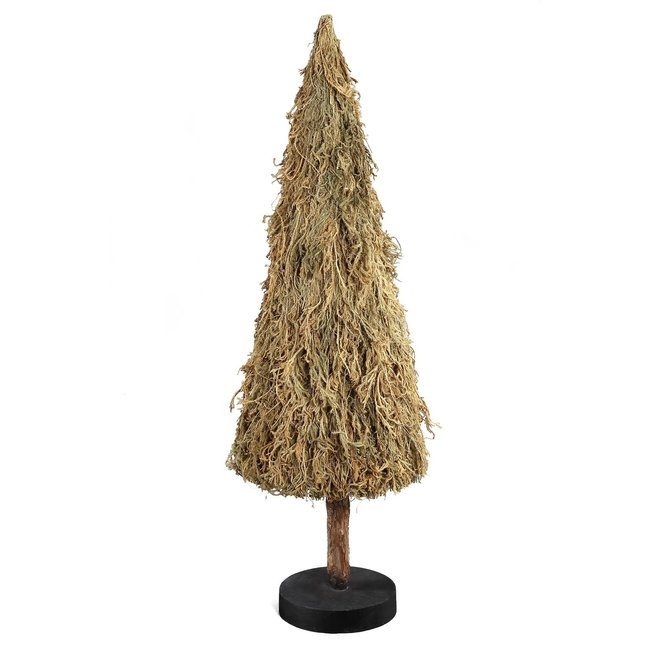 Christmas grass natural dried grass tree round l