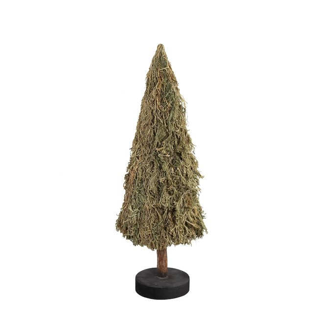 Christmas grass natural dried grass tree round m