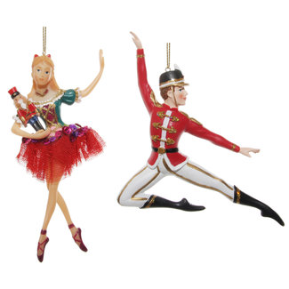 shishi Nutcracker dancers mix2 13-17 cm