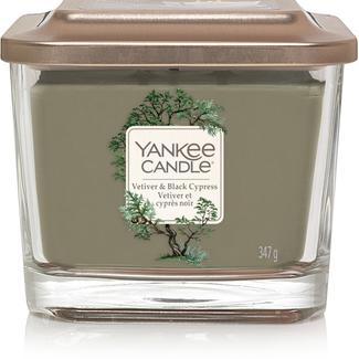 Yankee Candle Vetiver&Black Cypress medium vessel