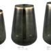 PTMD Alara green glass vase taps  border s