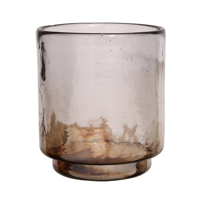 PTMD Senne brown luster glass stormlight round m
