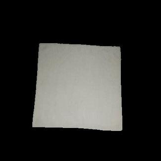 Simla Serviet naturel 100% polyester 40x40