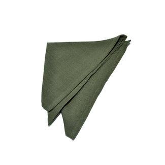 Simla Serviet polyester khaki 40x40