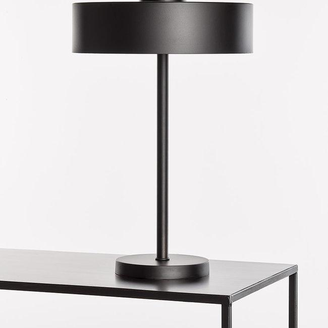 Marckdael Tafellamp Oslo black gold120