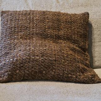 JF The Reborn Home kussen broxton brown 45x45
