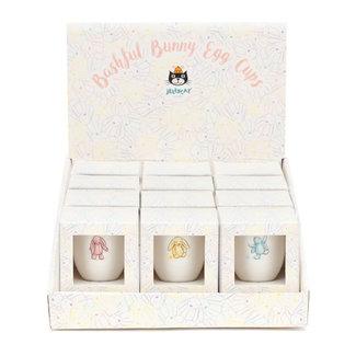 jellycat limited Bashful bunny  egg cup
