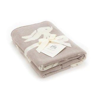 jellycat limited Bashful beige Bunny Blanket