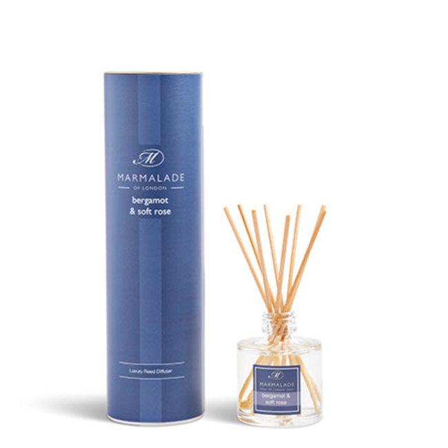 Bergamot & Soft Rose reed diffuser 100 ml