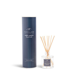 Marmalade of London English Rosemary & Patchouli reed diffuser 100 ml