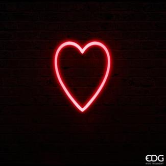 EDG Neon led coeur medium H30x24