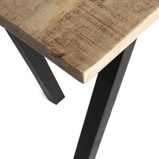 Simla tafel mango 160x80xH76 cm