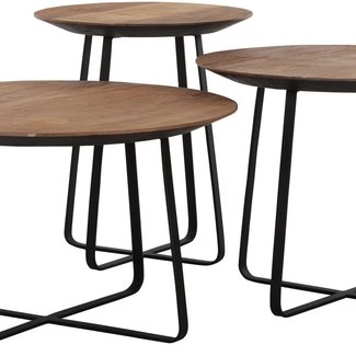 DTPHOME coffetable Neptunes  large natural