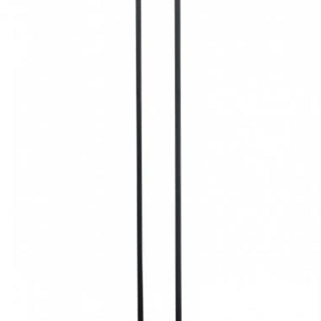 floorlamp veneto H144 cm black  1x E27