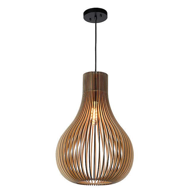 Hanglamp Zita naturel M