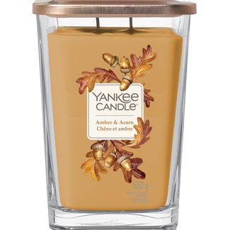 Yankee Candle Amber &Acorn large vessel