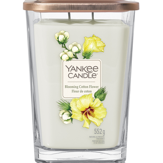 Yankee Candle Blooming cotton Flower large