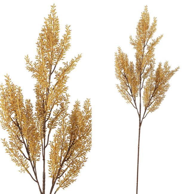 leaves plant mustard heather spray