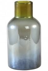 Cabana grey glass bottle m