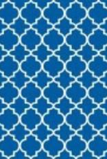 AMbiente servet 33 ogee blue
