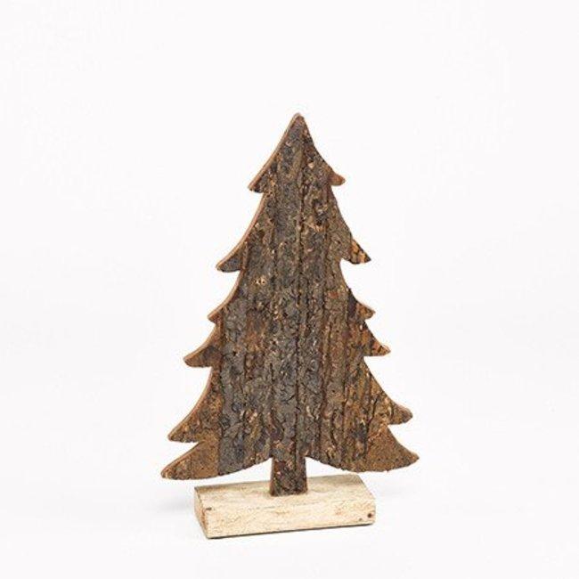 Simla Kerstboom mango hout boomschors