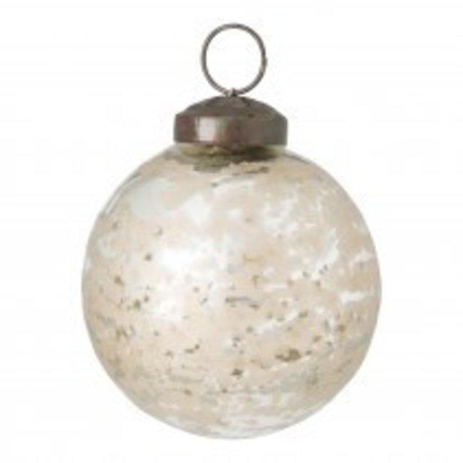 christmas odyn gold glass ball xs