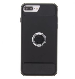 Xtreme Ring Case iPhone 8 Plus / 7 Plus / 6s Plus / 6 Plus - Black